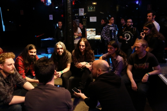 Ritual Cvlt BCN #3 round table by Eduard Tuset 2